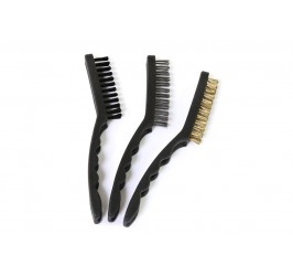 Lot de 3 Brosses de...